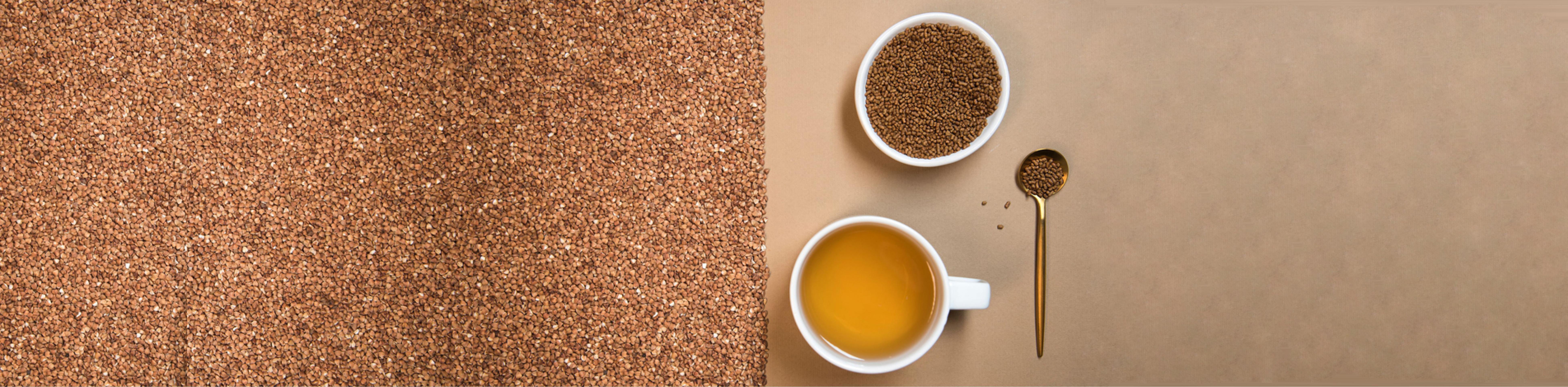 Почему комбуча и гречишный чай – лучшие освежающие напитки?
