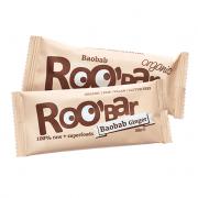 Батончик Roobar «Баобаб+Имбирь», 30 гр