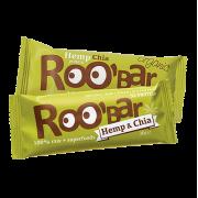Батончик Roobar «Хемп», 30 гр