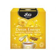 "Yogi Organic ""Detox Energy""(энергия детокса)"