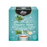 "Yogi Organic ""Double Mint"" (двойная мята)"
