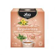 """Yogi Organic """"Regularitea"""" (ежедневный чай)"""