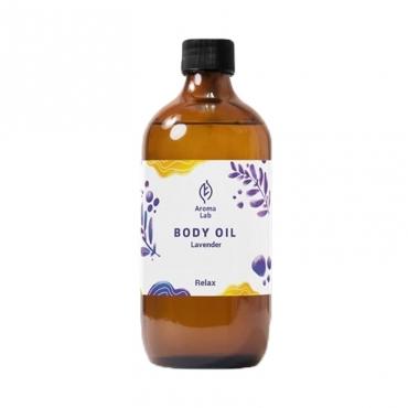 """Масло для тела расслабляющее """"Relax"""" Lavender Aroma Lab, 250 мл"""