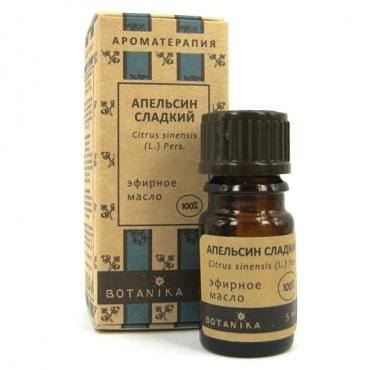 Эфирное масло Сладкий апельсин Botavikos, 5 мл