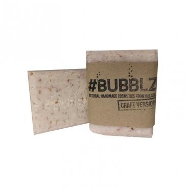 """Мыло натуральное """"Соляное"""" BUBBLZ, 100 гр"""