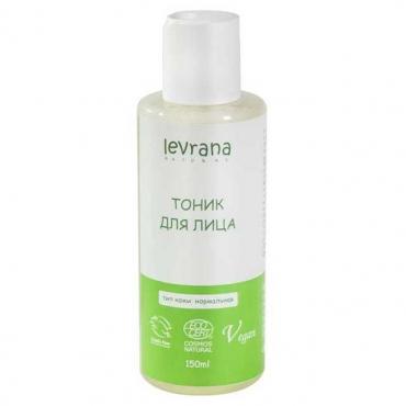 Тоник для нормальной кожи Levrana, 150 мл