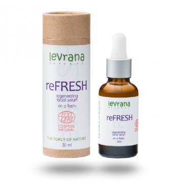 """Сыворотка для лица """"Refresh"""" регенерирующая Levrana, 30 мл"""