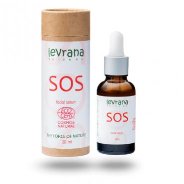 """Сыворотка для лица """"SOS"""" для проблемной кожи точечного действия Levrana, 30 мл"""