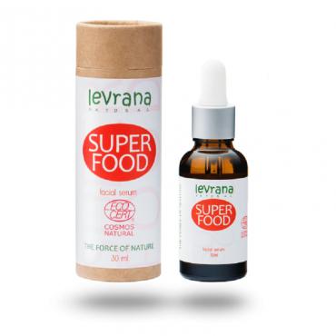 """Сыворотка для лица """"Super Food"""" Levrana, 30 мл"""