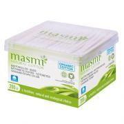Гигиенические палочки из органического хлопка MASMI, 200 шт