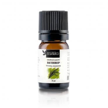 Эфирное масло Ветивер Mi&Ko (Cosmos Organic), 5 мл