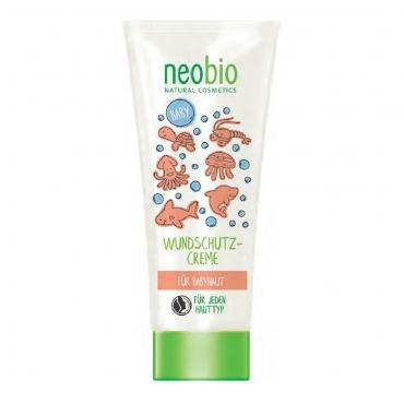 Крем с био-алоэ и био-календулой для младенцев для защиты кожи в области пеленания NeoBio, 100 мл