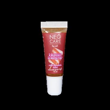 "Масло для губ ""Liquid Lollipop"" Milk chocolate éclat Neo Care, 10 мл"