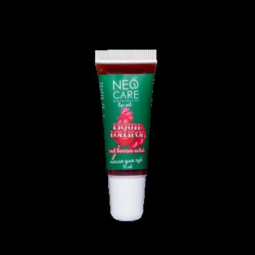 "Масло для губ ""Liquid Lollipop"" Red berries éclat Neo Care, 10 мл"