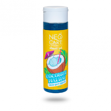 "Гель для душа ""Coconut Malibu"" Neo Care, 200 мл"