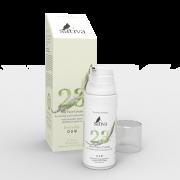 Крем для лица дневной №23 для нормального и комбинированного типа кожи Sativa, 50мл