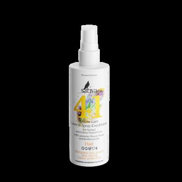 Спрей-кондиционер для волос защита цвета №41 Sativa, 150мл