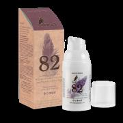 Успокаивающая сыворотка №82 для регенерации чувствительной и гиперчувствительной кожи Sativa, 30мл