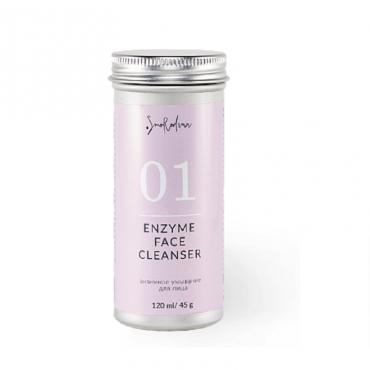 """Пудра для умывания энзимная """"01 Enzim Face Cleancer"""" SmoRodina, 45 гр"""