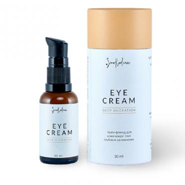 "Крем-флюид для кожи вокруг глаз ""Deep Hydration"" SmoRodina, 30 мл"