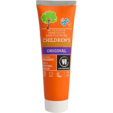 Детская органическая зубная паста Urtekram, 75 мл