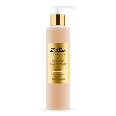 Гель для умывания Lulu Энергетический для тусклой кожи с витамином С и мандарином Zeitun, 100 мл