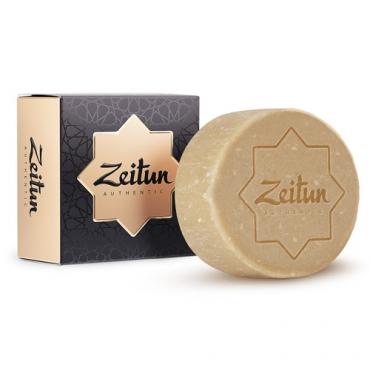 """Алеппское мыло премиум """"Серное"""" для проблемной кожи Zeitun, 105 гр"""