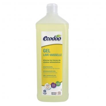 Гель для посудомоечной машины Ecodoo, 1 л
