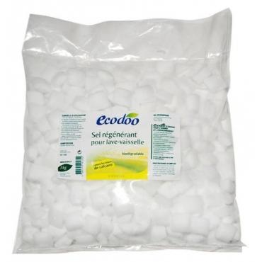 Соль для посудомоечных машин регенерирующая Ecodoo 2,5кг