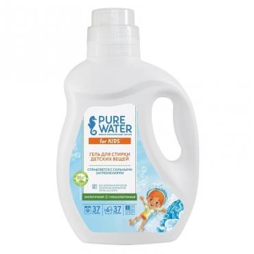 Гель для стирки детских вещей Pure Water, 1000 мл
