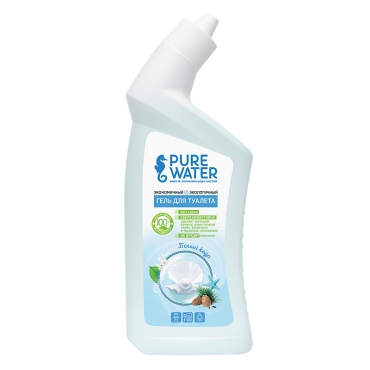 "Гель для туалета ""Белый кедр"" Pure Water, 500 мл"