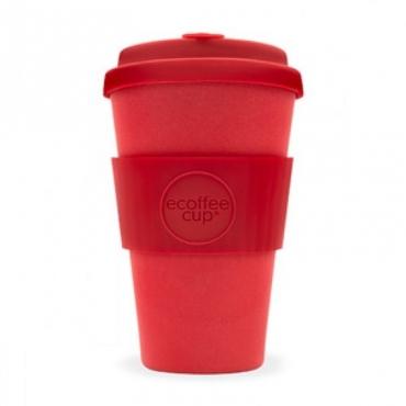 """Эко-чашка """"Красный рассвет"""" Ecoffee Cup, 350 мл"""