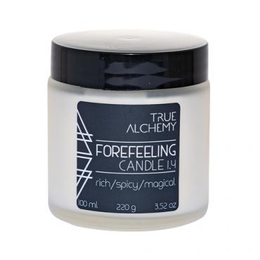 """Свеча """"FOREFEELING"""" True Alchemy, 220 гр"""