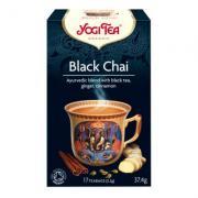 Yogi Tea «Black Chai» (черный чай с пряностями)
