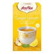 Yogi Tea «Ginger Lemon» (имбирь и лимон)