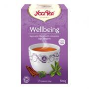 Yogi Tea «Wellbeing» (душевный комфорт)