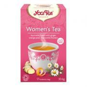 Yogi Tea «Women's Tea» (чай для женщин)