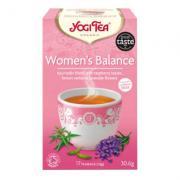 """Yogi Tea """"Women's Balance"""" (женская гармония)"""