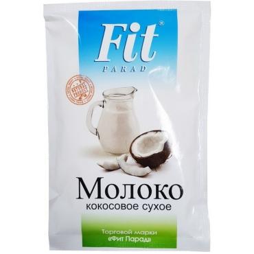 Кокосовое молоко сухое ФитПарад (Fit Parad), 35 гр