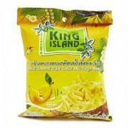 """Кокосовые чипсы King Island """"Манго"""", 40 гр"""