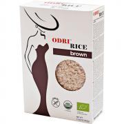 Рис бурый длиннозерный, 500 гр