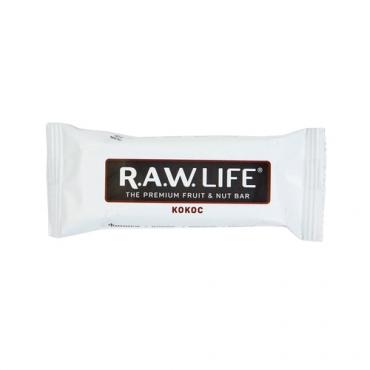"""Батончик """"Кокос"""" Raw Life, 47 гр"""