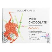 """Мини """"шоколад"""" из обжаренного кэроба Royal Forest, 30 гр"""