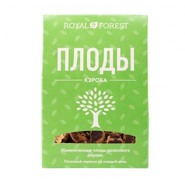 Плоды рожкового дерева Royal Forest, 100 гр