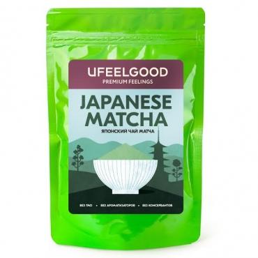 Чай матча Япония UFEELGOOD, 100 гр