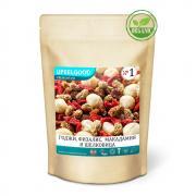 Ягодно-ореховый микс №1 (годжи, физалис, макадамия, шелковица), 100 гр
