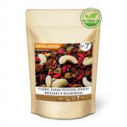 Ягодно-шоколадный микс №7 (годжи, какао кусочки, физалис и шелковица), 100 гр