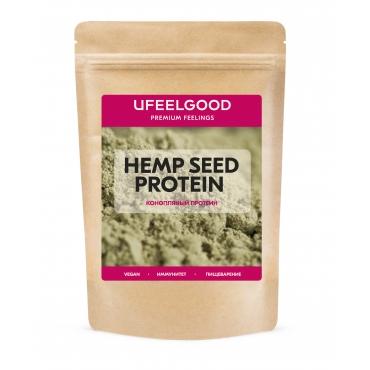 Конопляный протеин UFEELGOOD, 200 гр