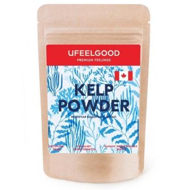 Келп молотый Ufeelgood, 100 гр