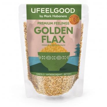 Семена золотого льна Ufeelgood 200 гр